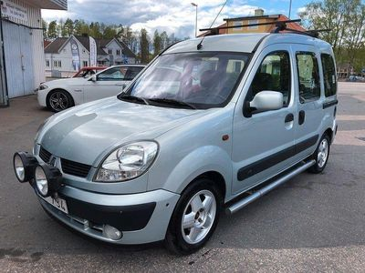 begagnad Renault Kangoo Passenger 1.5 dCi/Drag