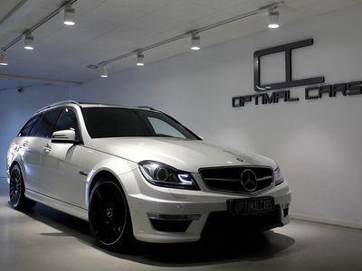 begagnad Mercedes C63 AMG 63 AMG T Performance 487HK