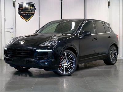 begagnad Porsche Cayenne S TipTronic Sv-SÅLD SPORT CHRONO 385hk