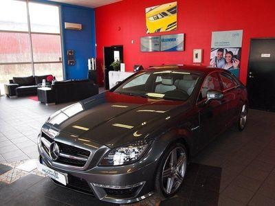 begagnad Mercedes CLS63 AMG AMG Speedshift TOPPSKICK
