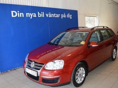 begagnad VW Golf A5 Variant 1.6 (102hk)