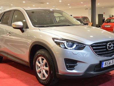 begagnad Mazda CX-5 2.2 SKYACTIV-D AWD Automatisk, 150hk