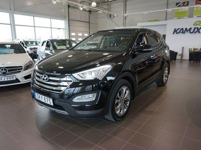 gebraucht Hyundai Santa Fe 2,2 200 hk