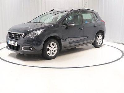 begagnad Peugeot 2008 Automat Bluetooth Pekskärm 2018, SUV Pris 163 500 kr