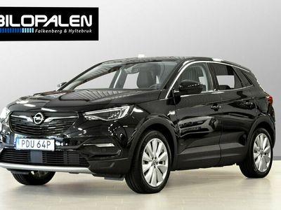 begagnad Opel Grandland X Hybrid4