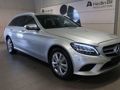 begagnad Mercedes C200 D DEMO
