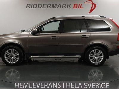 begagnad Volvo XC90 D5 AWD Summum 7-Sits Drag Taklucka