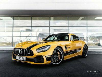 begagnad Mercedes AMG GT R 585hk / FULL KOLFIBER / SV.SÅLD