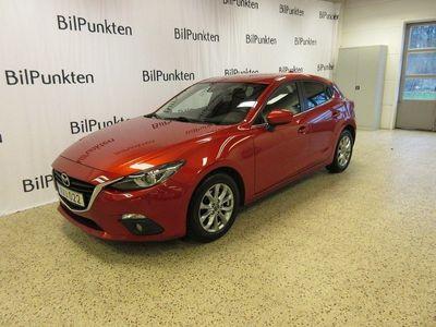 begagnad Mazda 3 2.0 120 HK VISION AUT