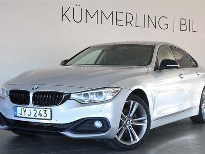 begagnad BMW 420 Gran Coupé d 190hk xDrive EUR6/AUT
