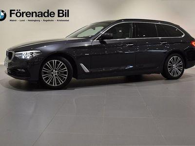 begagnad BMW 530 d xDrive Touring Sport Line Aut Nav Panorama