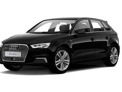 begagnad Audi A3 e-tron Snart i lager