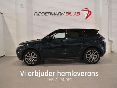 begagnad Land Rover Range Rover evoque 2.2 SD4 4WD Sp