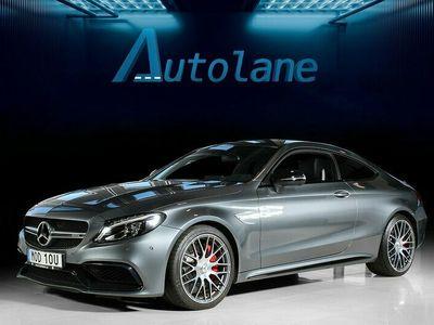 begagnad Mercedes C63S AMG AMG1.676kr/Mån Coupé AMG 510hk