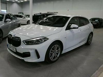 begagnad BMW 118 i M-Sport Automat Tonade Rutor HiFi Adaptiv F