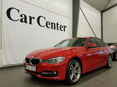 begagnad BMW 320 d Sedan Steptronic Sport line 184hk