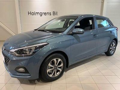 begagnad Hyundai i20 GB 1,0 T-GDI 100HK - Summer Trend