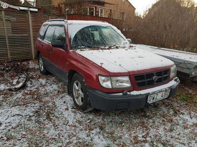 begagnad Subaru Forester -99