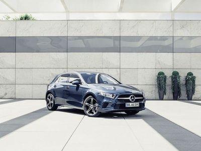 begagnad Mercedes A250 e SE Edition Privatleasing