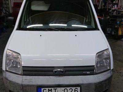 begagnad Ford Transit Connect LWB 1.8 - Fin Hundbil