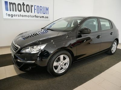 brugt Peugeot 308 1.2 110HK SoV-hjul/MoK-värmare