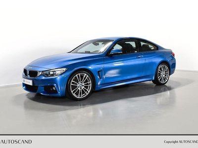 begagnad BMW 428 i Coupé M-Sport AUT