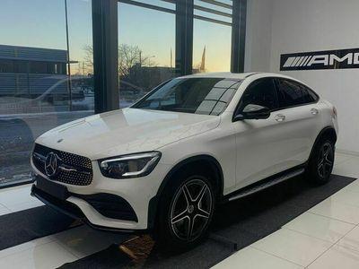 begagnad Mercedes 400 - Benz GLCD 4MATIC COUPÉ *DEMOBIL* AMG / BURMESTER / DRAGKROK