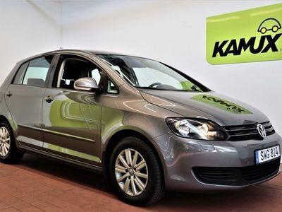 begagnad VW Golf Plus 1.6 Tdi Dragkrok