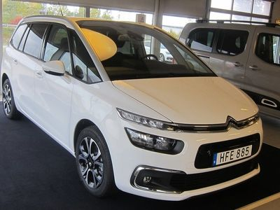 begagnad Citroën C4 Grand SpaceTourer SHINE PureTech 130 EAT8