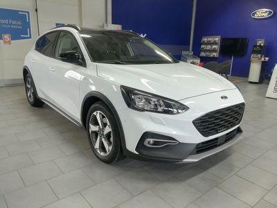 begagnad Ford Focus ACTIVE PLUS 1.0T EcoBoost 125hk A8