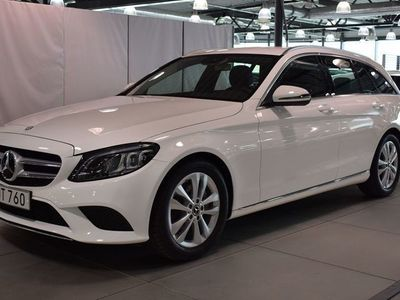 second-hand Mercedes 220 CDemo/400mil Parkeringsvärmare
