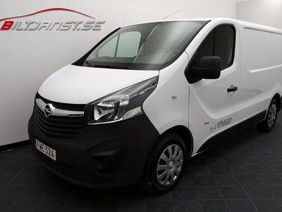 begagnad Opel Vivaro Van L1H1 1,6CDTI Komfortpkt