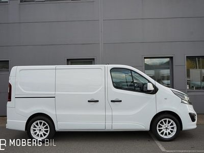 begagnad Opel Vivaro 1.6 CDTI 120hk L1H1 Navi Drag EU6