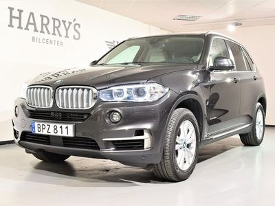 begagnad BMW X5 xDrive40e Hybrid 313HK Drag GPS Adaptiv FH