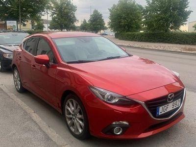 begagnad Mazda 3 optimum 2.0 165hk