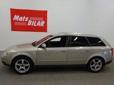 begagnad Audi A4 Avant 1,8T Manuell 150 Hk