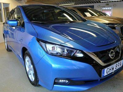 begagnad Nissan Leaf 40 kWh TEKNA 149hk