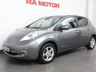 begagnad Nissan Leaf Single Speed Solar 2015, Halvkombi 149 000 kr