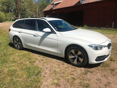 begagnad BMW 320 d xDrive Steptronic Sport line 190hk