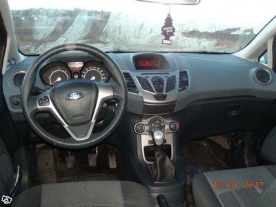 begagnad Ford Fiesta 1,6 TDCI -09