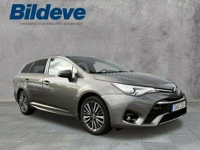 begagnad Toyota Avensis dealer