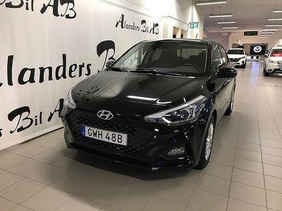 begagnad Hyundai i20 1.0 T-GDI DCT Euro 6 100hk Premium