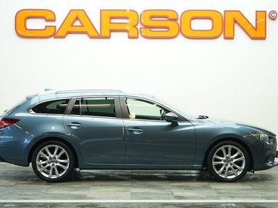 begagnad Mazda 6 62.2 DE Aut Optimum Värmare 2013, Personbil 139 000 kr
