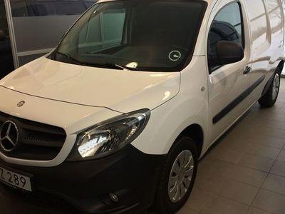 gebraucht Mercedes Citan 109 CDI FIGHTER EXTRA LÅNG