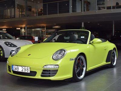 begagnad Porsche 911 997 4S CAB 385 HK