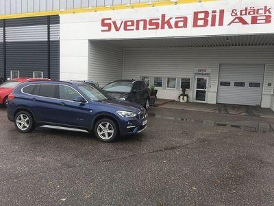 begagnad BMW X1 xDrive20d xDrive 2.0d AUT 190hk (1.79% Ränta)