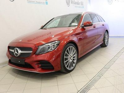 begagnad Mercedes C200 Kombi AMG-Sky
