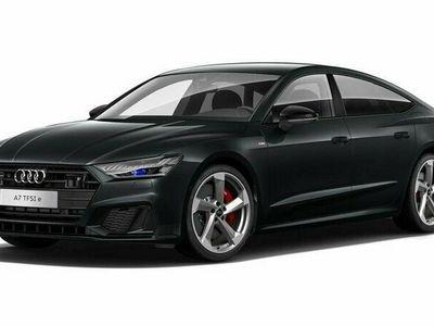 begagnad Audi A7 55 TFSI E