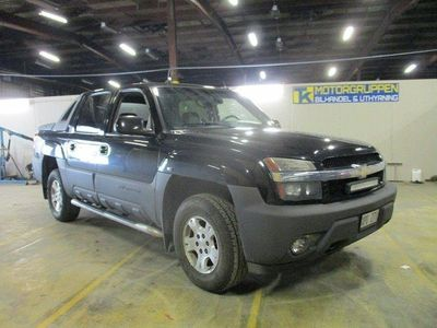 begagnad Chevrolet Avalanche 1500 5,3 V8 FlexFuel AWD