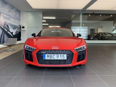 begagnad Audi R8 Coupé V10 plus 610 HK S TRONIC